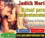 RITUAL PARA LOS SENTIMIENTOS JUDITH MORI
