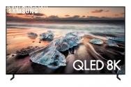 "Samsung QN65Q900RBFXZA Flat 65"" TV"