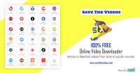 Save the videos - Free online video
