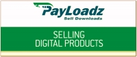 Sell Digital Goods with PayLoadz