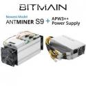 Selling Bitmain Antminer S9