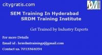 SEM Training In Hyderabad