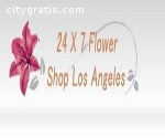 Send Flowers Los Angeles CA - 24x7
