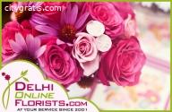 Send Gorgeous Flowers to Delhi Online