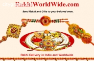 Send Rakhi with Dry Fruits to Online and