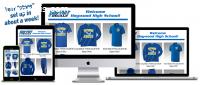 Set up your own online team store - WE'V