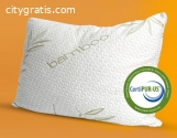 Shop Bamboo Memory Foam Pillow
