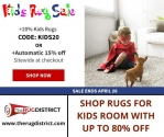 Shop Rugs For Kids Room with Up to 80% O
