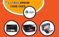 Solution Epson printer error code 0xe5.