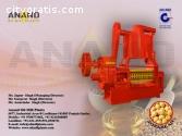 Soyabean Seed Oil Expeller Machine