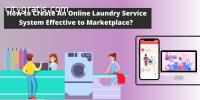 SpotnRides- Uber for Laundry