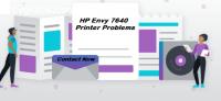 Step to Fix HP Envy 7640 Printer Problem