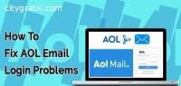 Steps to  AOL Email Login Problem