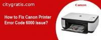 Steps to Fix Canon Printer Error Code 60