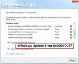 Steps to Fix Windows Update Error 0x8007