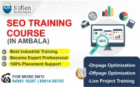 Stiffen Technologies- SEO Course Ambala