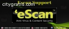 Support for eScan Antivirus Phone Number