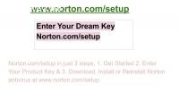Support For Norton.com/setup- Get all st