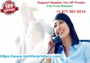 (Support Number for HP Printer