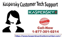 Tech Support Number for Kaspersky Custom