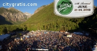 Telluride Bluegrass Festival Tickets