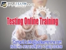 Testing Tools Online Training by Justlea