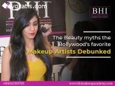 The Beauty myths the Bollywood's makeup