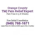 Tmd Jaw Pain Treatment Orange County