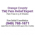 Tmj Pain Relief Therapy Newport Coast