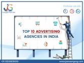 Top 10 Advertising Agencies /Companies