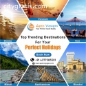 Top trending locations for your perfect