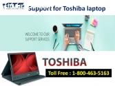 [Toshiba Laptop Support] |1-800-463-5163