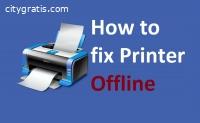 Troubleshoot Printer Offline Error?