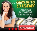 Type Ads From Home. Guaranteed Income (4