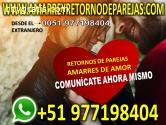 UNIÓN DE PAREJAS Y RECONCILICIONES