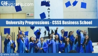 University Progressions - CSSS Business