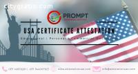 USA Certificate Attestation in Duba