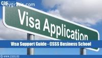 Visa Support Guide - CSSS Business Schoo