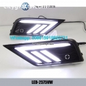 VW Tiguan DRL LED Daytime Running Lights