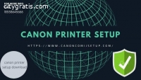 Ways to setup and install canon drivers
