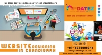 Website Designing in Chandigarh - Best W