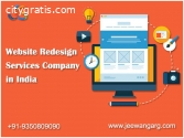 Website Redesigning Services India, Web
