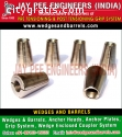 Wedges and Barrels Manufacturers Supplie
