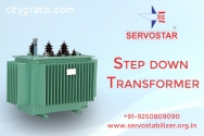 What is Step Down Transformer?