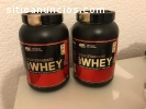 Whey Protein Optimum Nutrition Gold Stan