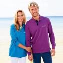 Wholesale Long Sleeve Polo Shirt
