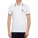 Wholesale Tipped Collar Polo Shirt