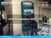 Why it is important to install ATMs in I