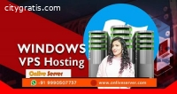 Windows VPS Server with Uptime Scalable