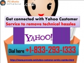 Yahoo Customer Service to remove